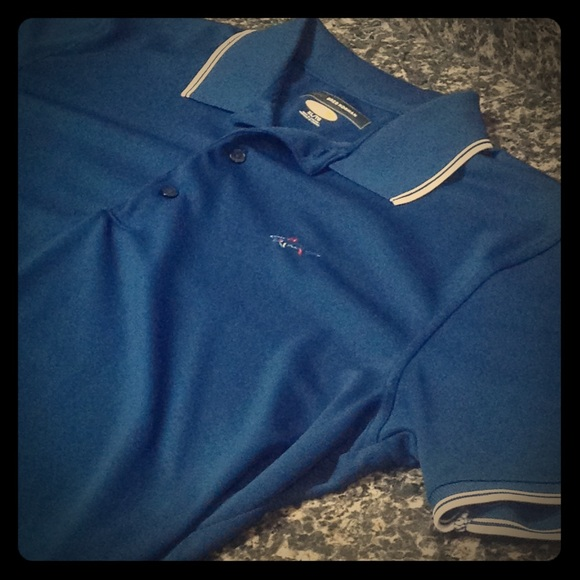 Greg Norman Collection Other - Greg Norman Select PlayDry Polo